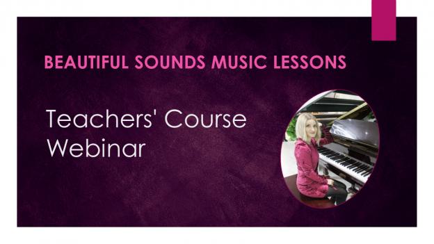 BSML Teachers' Course Webinar